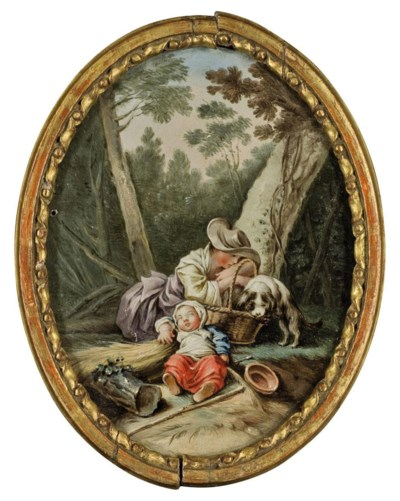 Attributed to Pierre Antoine B