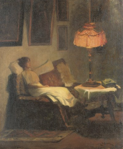 L. Hilberth (Hungarian, circa