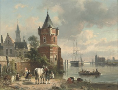 Jan Michael Ruyten (Belgian, 1