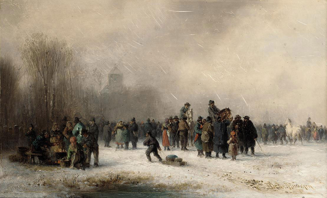 The winter fair