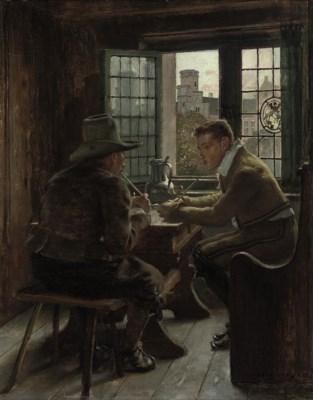 Claus Meyer (German, 1856-1919