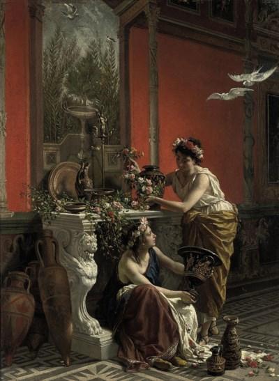 Cesare Mariani (Italian, 1826-
