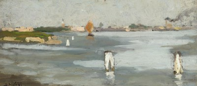 Alessandro Milesi (Italy, 1856