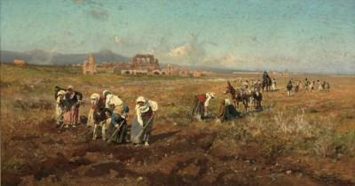 Pietro Barucci (Italian 1845-1