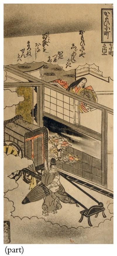 Attr. to Nishimura Shigenaga (