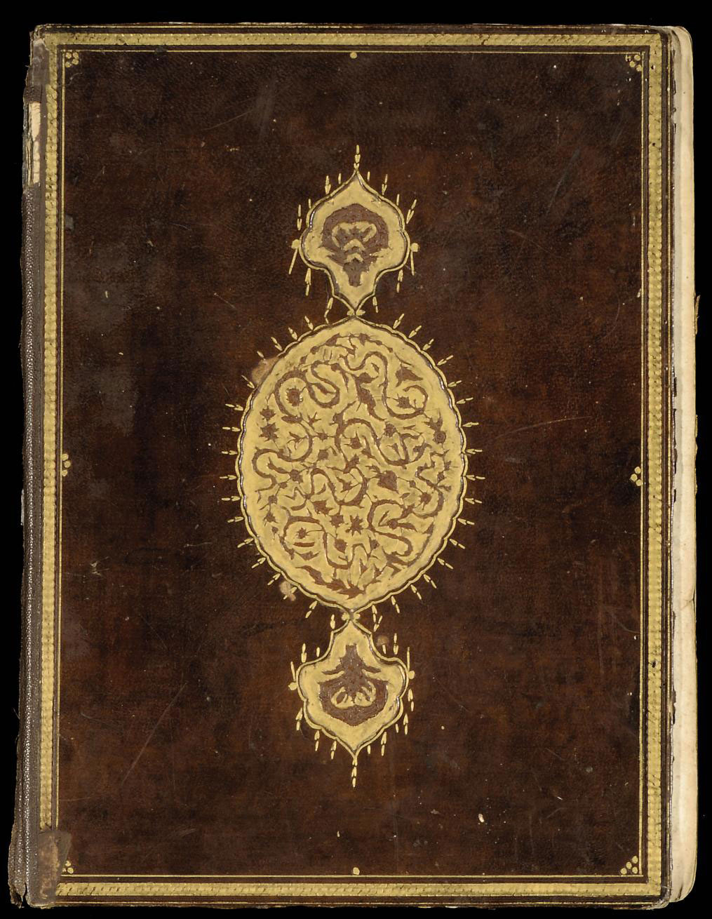 TWO OTTOMAN CALLIGRAPHY EXCERC