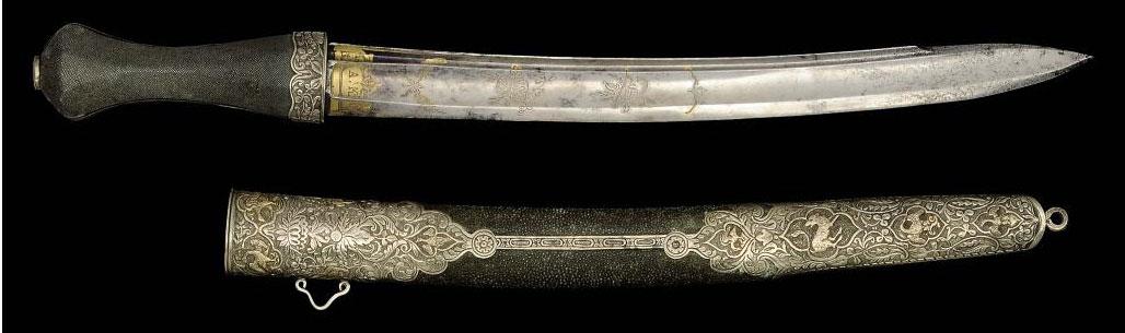 AN OTTOMAN OR BALKAN SWORD WIT