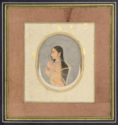 A PORTRAIT OF A LADY, BIKANER,