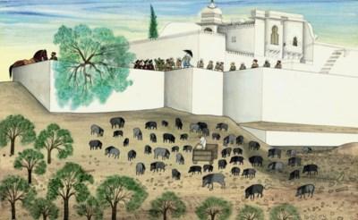 THE EMPEROR SHAH JAHAN (1627-5