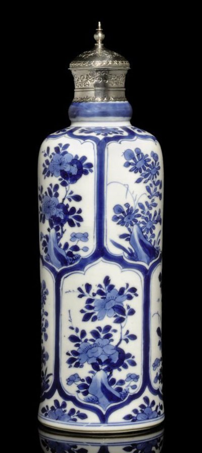 A KANXI BLUE-AND-WHITE EXPORT