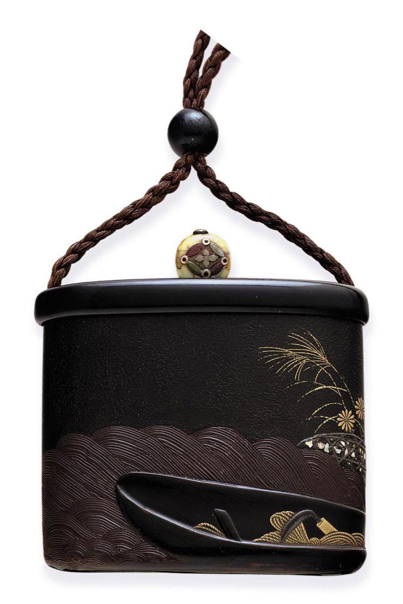 A Tonkotsu [Tobacco Pouch]