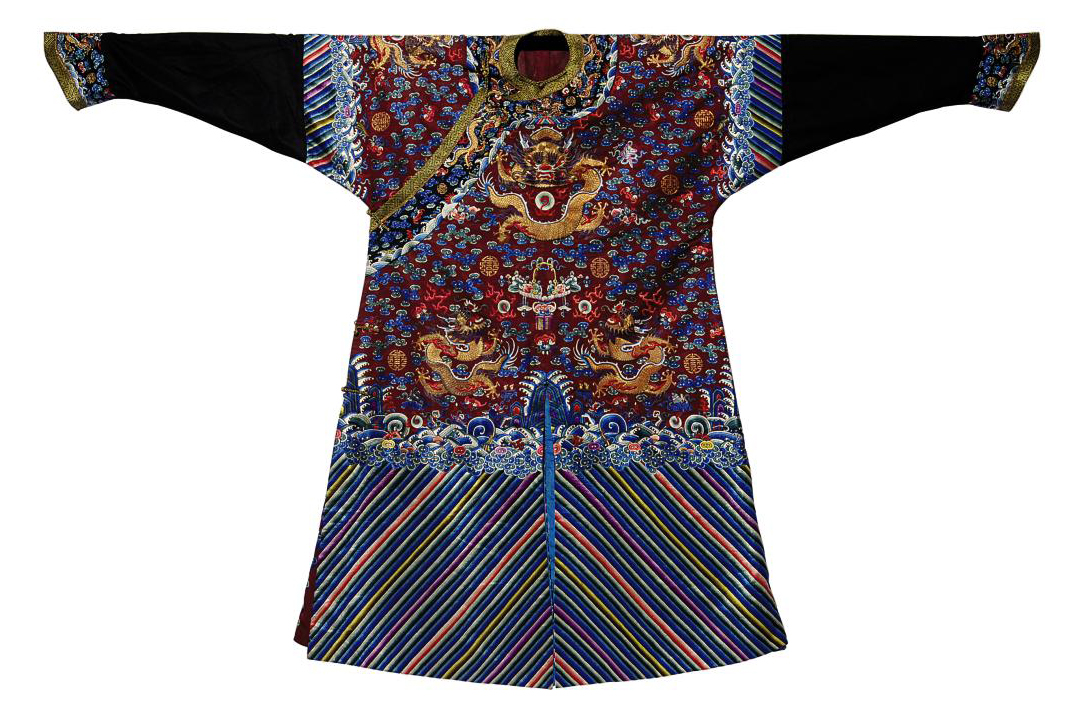 A COURT ROBE (CHIFU) FOR AN IM