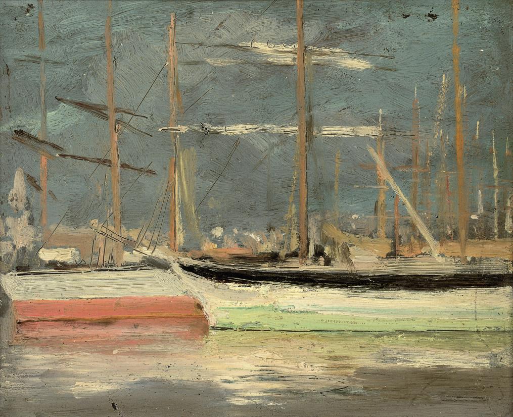 Le Vieux Port, Marseilles