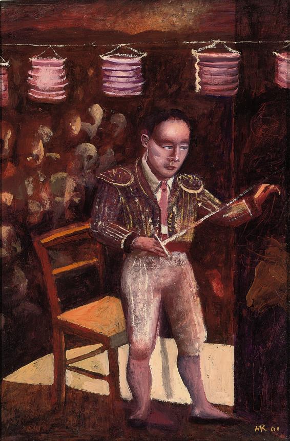 The Matador Actor