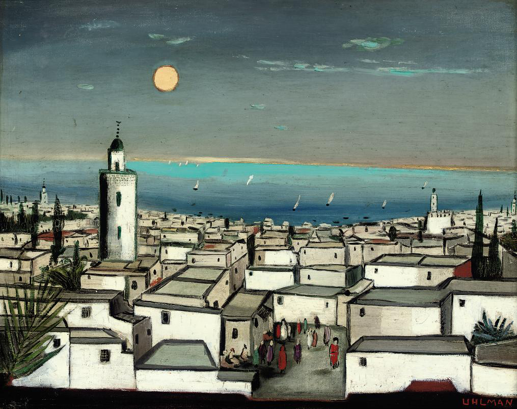 View to Rabat