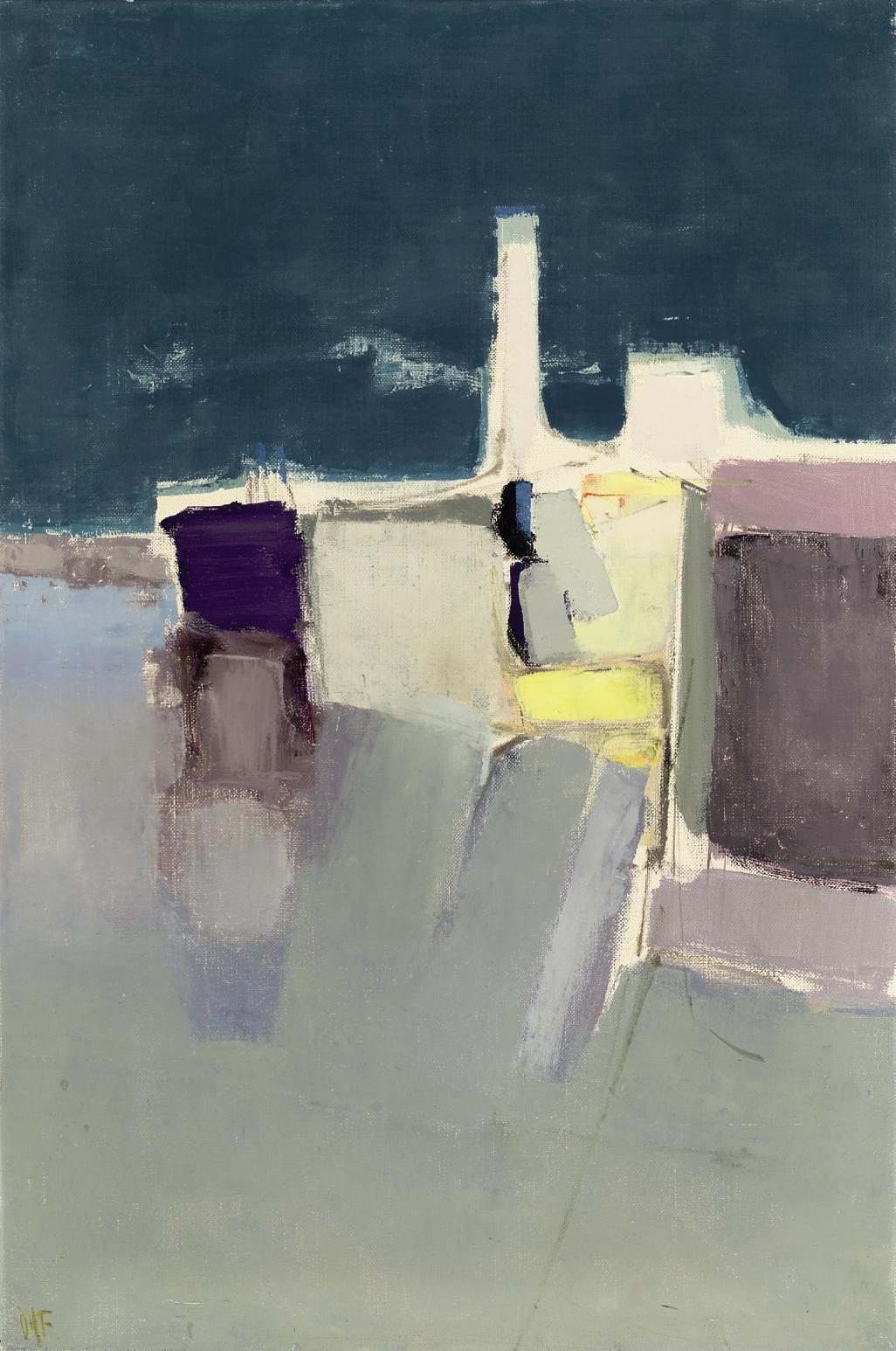 Donald Hamilton Fraser, R.A. (1929-2009)