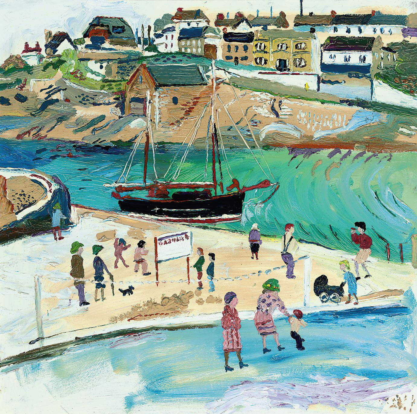 The Harbour, Porthleven