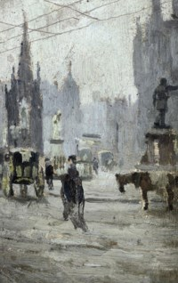 Study for Albert Square