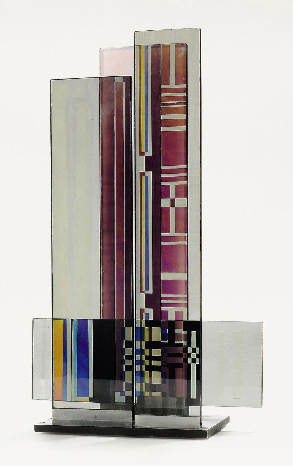 Polarised Sculpture No. 577