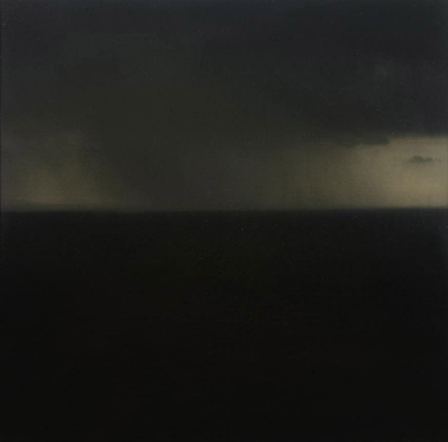 Sections of England: The Sea Horizon No. 9