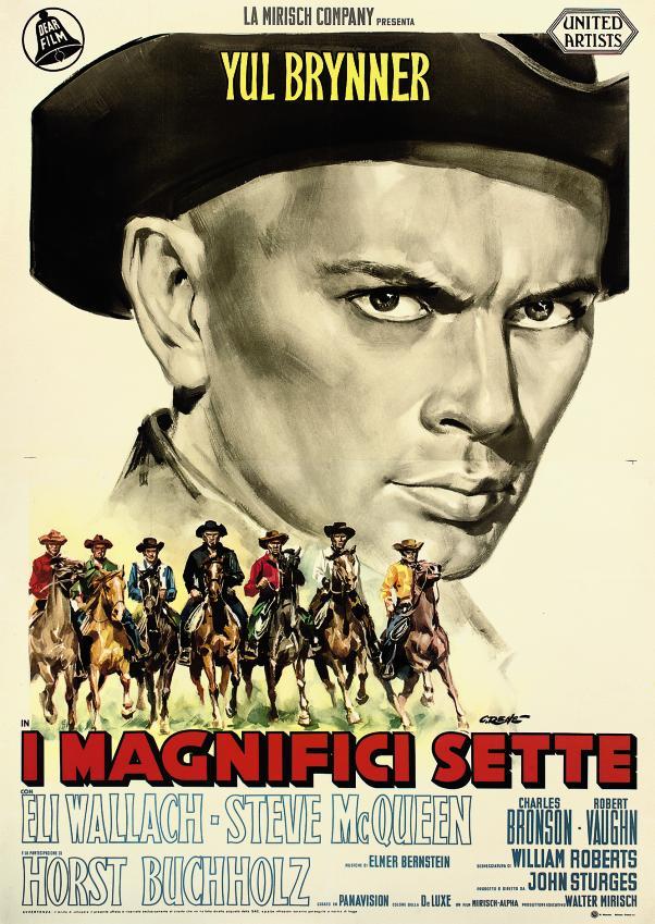The Magnificent Seven  I Magni