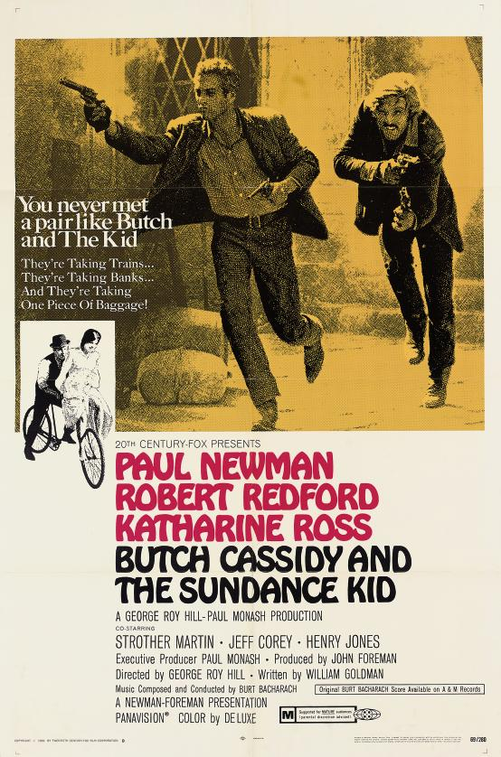 Butch Cassidy And The Sundance