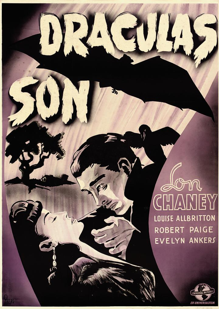 Son Of Dracula  Draculas Son