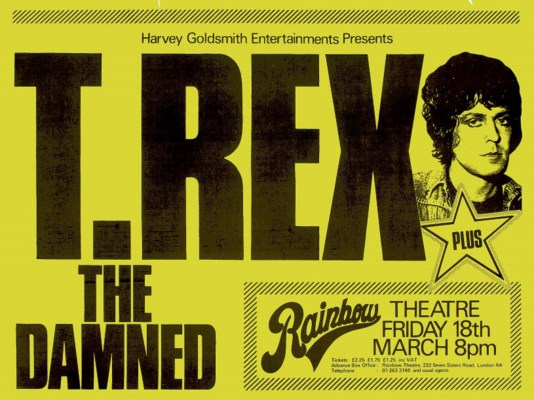 T-Rex/The Damned