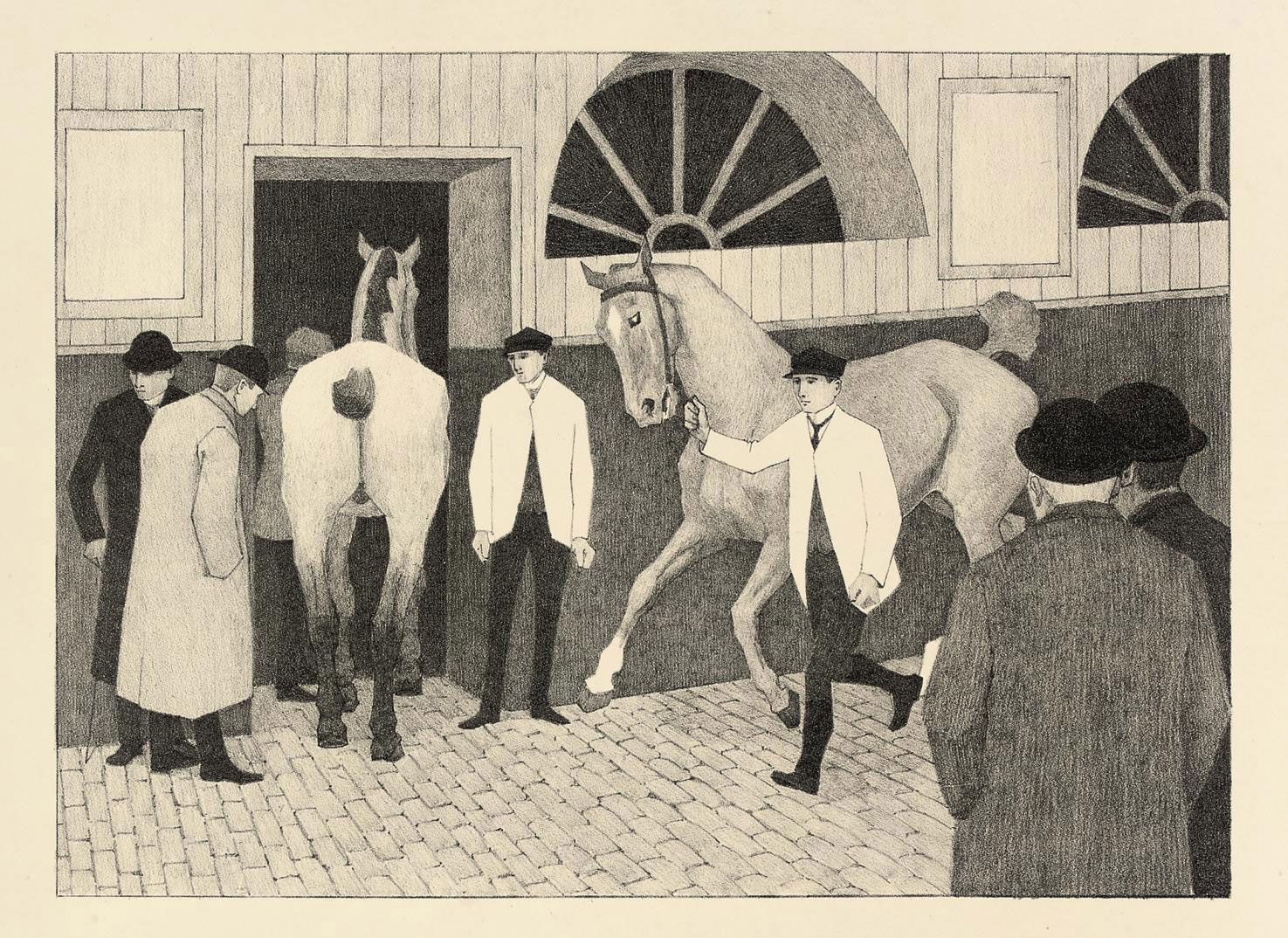 The Horse Mart (Barbican No. 1)(Dry 34)