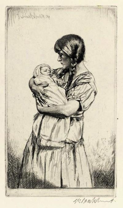 Gerald Leslie Brockhurst (1890