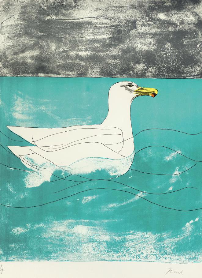 Elisabeth Frink (1930-1993)