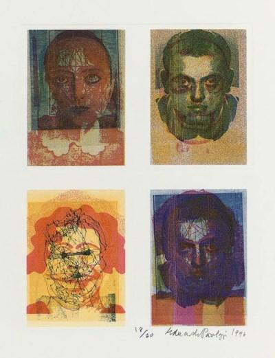 Eduardo Paolozzi (1924-2005)