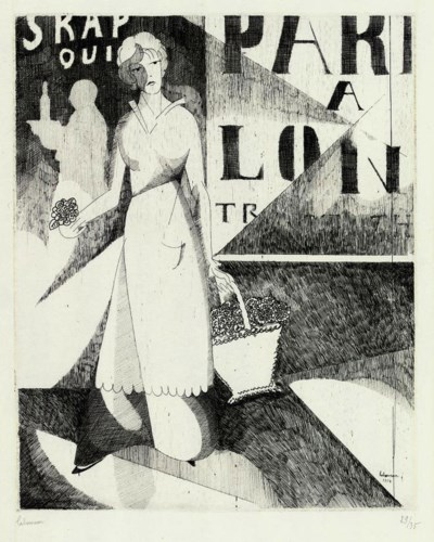 Jean-Emile Laboureur (1877-194