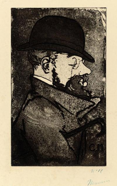 Charles Maurin (1856-1914)