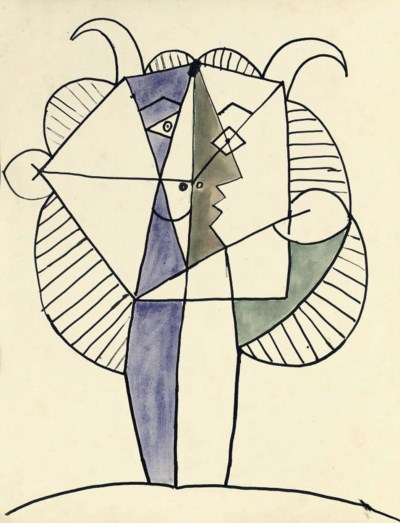 After Pablo Picasso (1881-1973