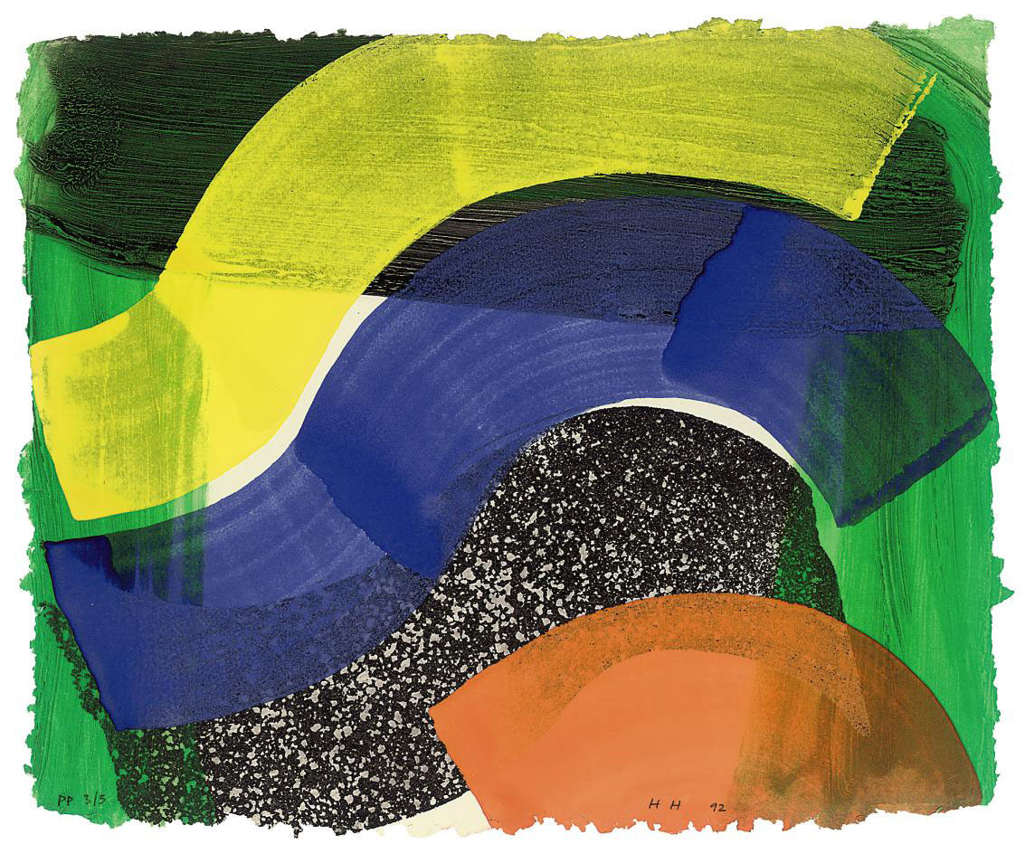 Howard Hodgkin (b. 1932)