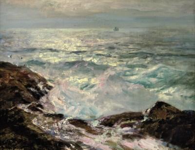 Julius Olsson, R.B.A. (1864-19
