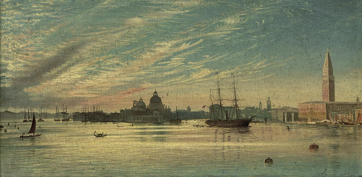 Venice from the Bacino