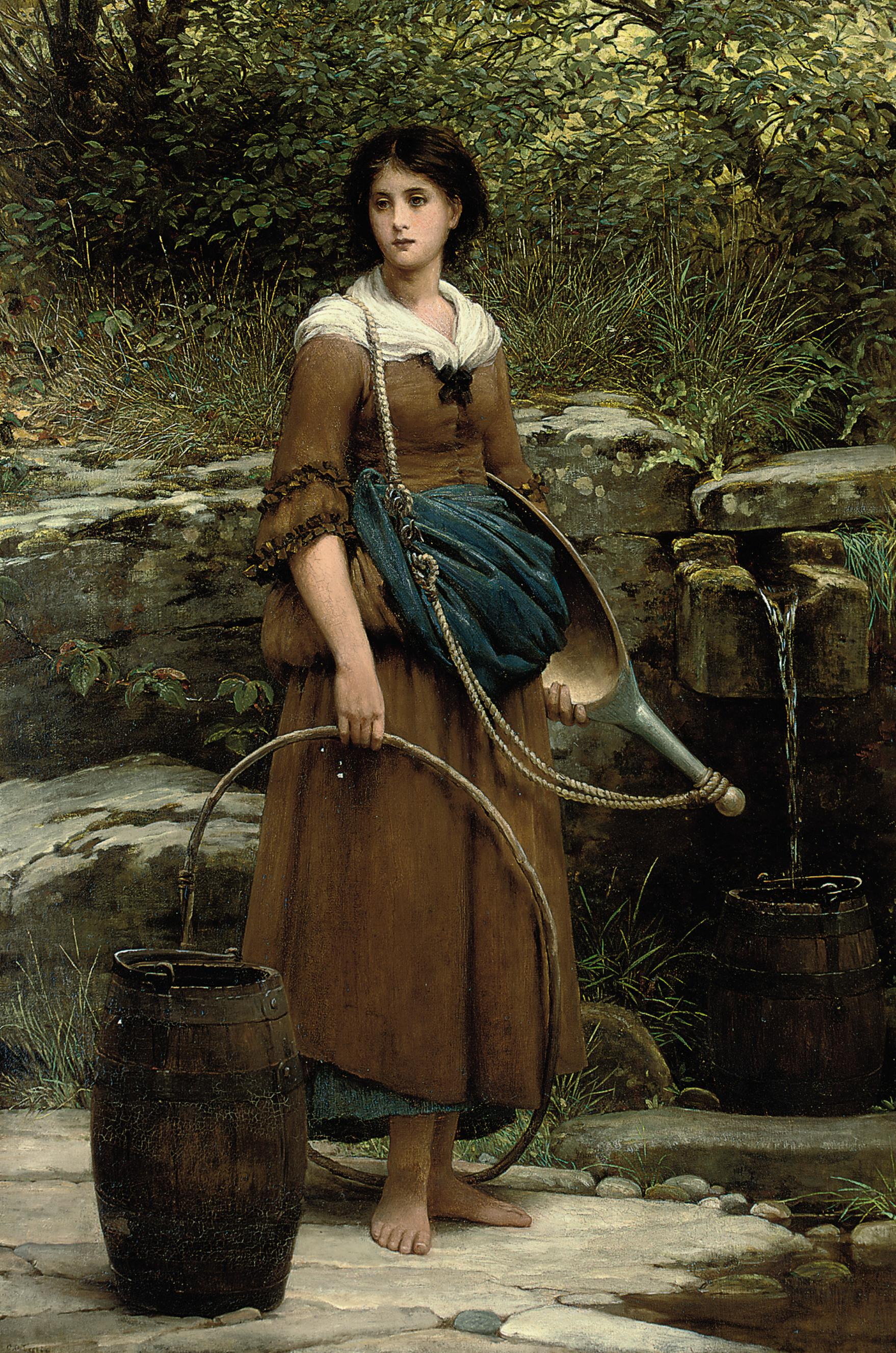 The Nut Brown Maid