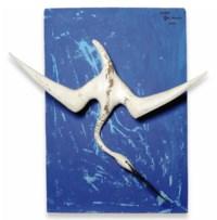 Diving Egret