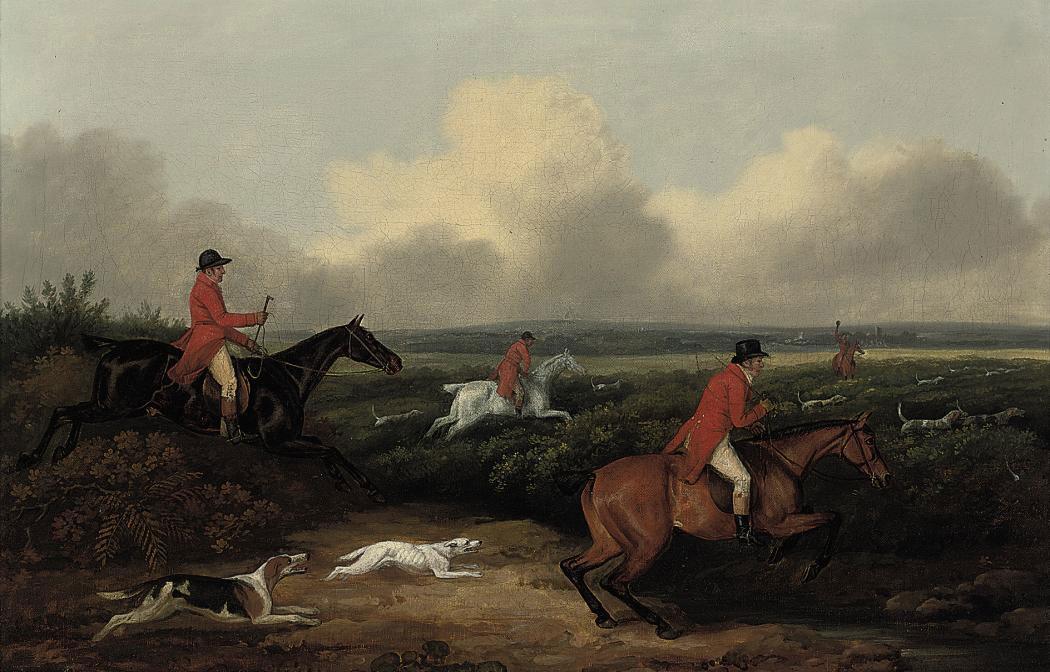 James Barenger (1780-1831)