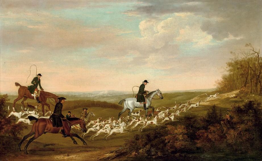 James Seymour (1702-1752)