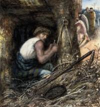 """Saul """"hiding among the stuff"""""""