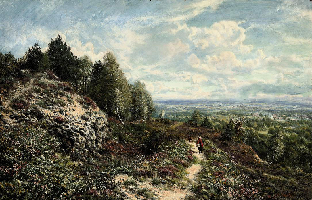 The rock of Surrey