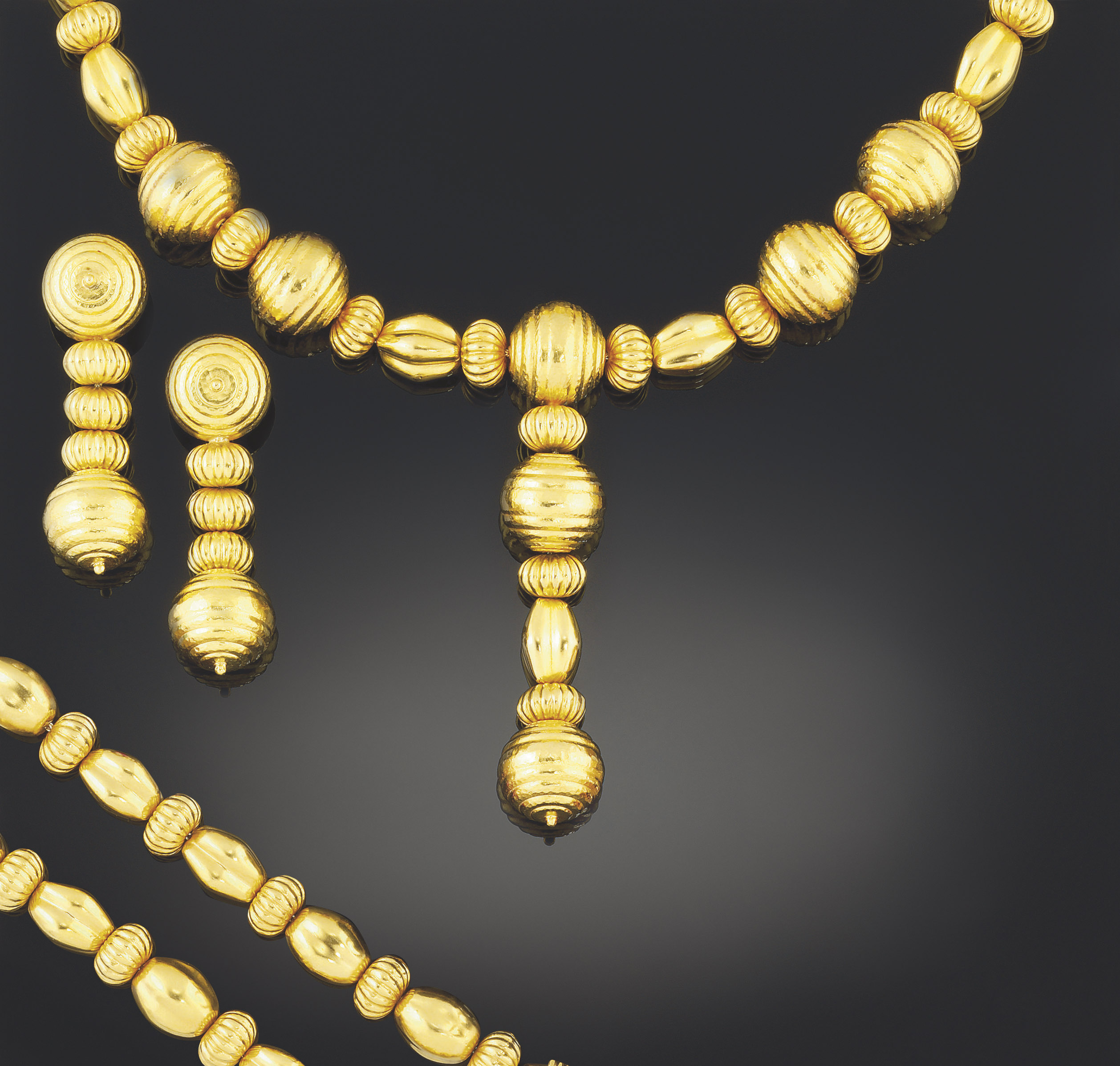A group of jewellery, by Lalaounis