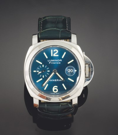 A stainless steel, automatic