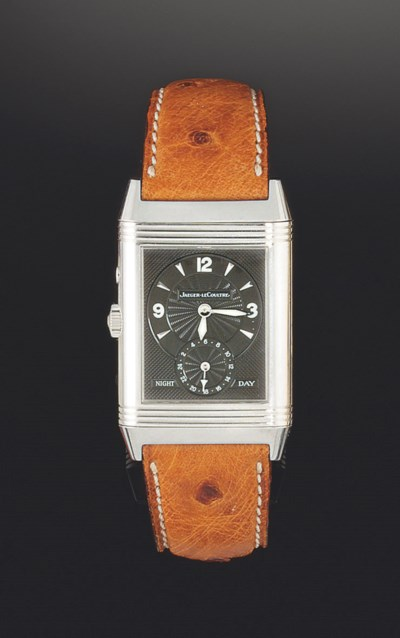 A stainless steel double dial,