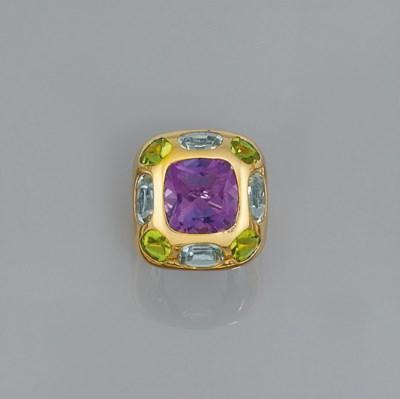 A gem-set