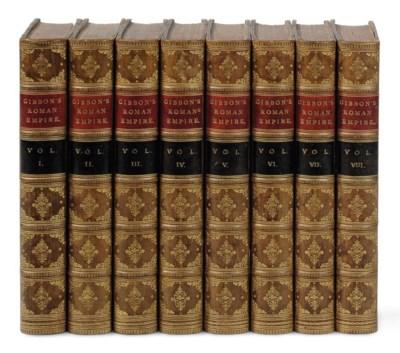 GIBBON, Edward. The History of