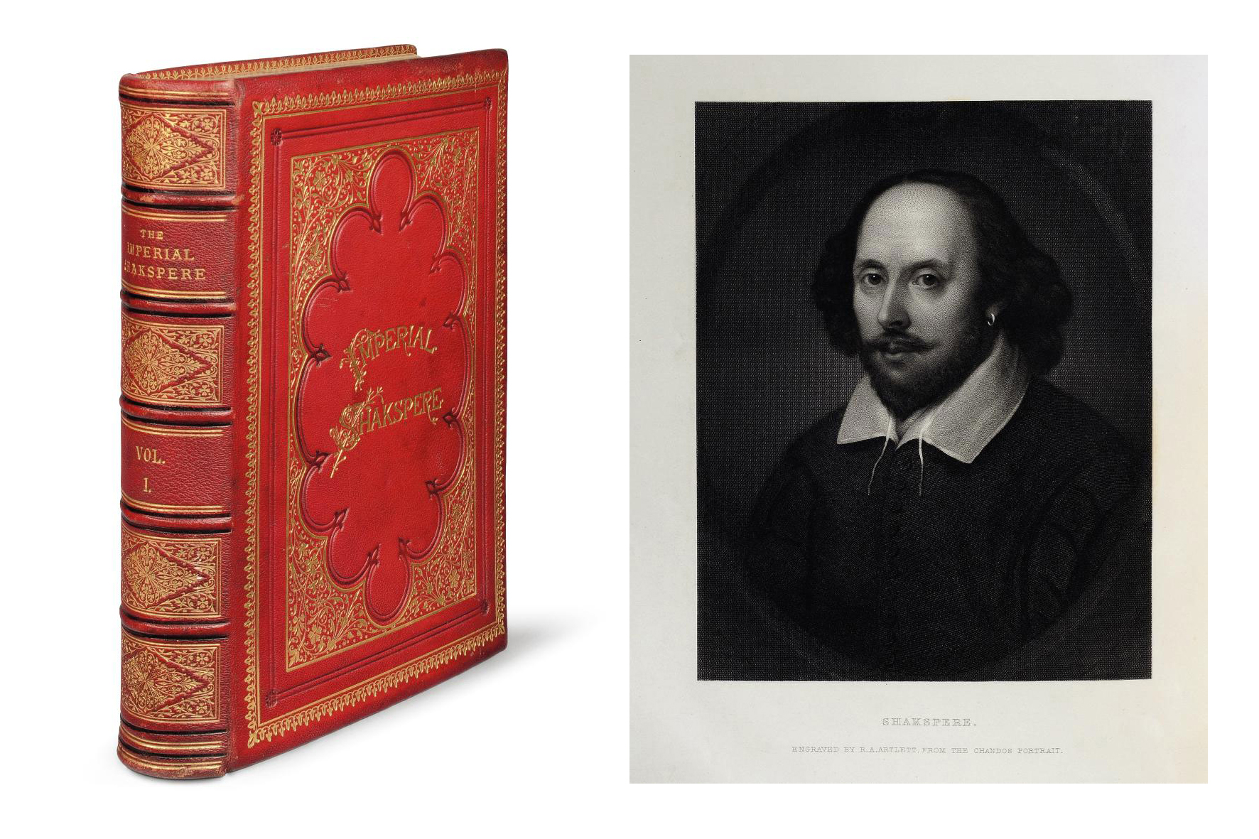 SHAKESPEARE, William. The Work